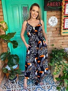 Vestido Nati Preto