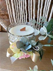 Vela Aromática Flor de Cerejeira