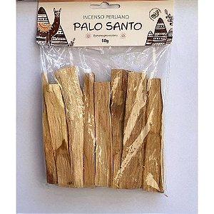 Palo Santo- Madeira sagrada incenso natural 50g.
