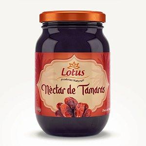 Néctar de Tâmara Lotus - Mel Silan - 350g - Vegano - Adoçante Natural e integral.
