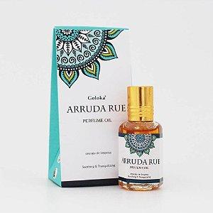 Perfume Indiano Arruda - Goloka - 10ml