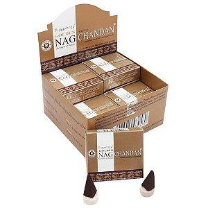 Incenso Golden Nag Chandan - 10 Cones