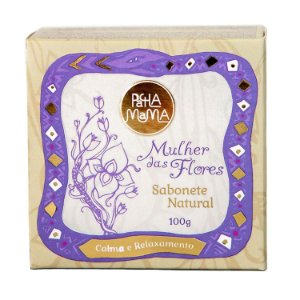 Sabonete Mulher das Flores - Pachamama