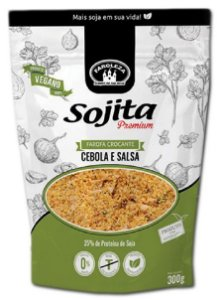 Farofa Crocante Sojita - Cebola e Salsa 300g