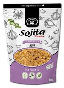 Farofa Crocante Sojita - Alho - 300g