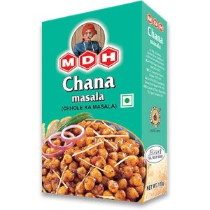CHHOLE KA Massala- Mistura de temperos  Indiano. 100g