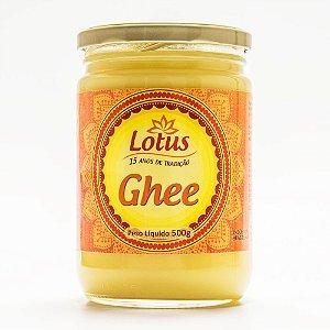 Manteiga Ghee Tradicional 500g - Lotus
