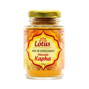Tempero Massala Kapha Lotus - 55g