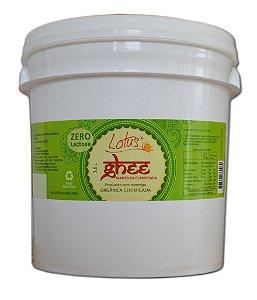Lotus Ghee com manteiga Orgânica - 3,6L