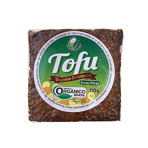 Tofu defumado Orgânico - Ervas finas - 110G