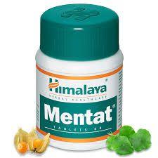 Himalaya Mentat 60 tabletes. Suplemento alimentar para a saúde em geral, com 25 extrato de ervas!!