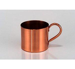 Caneca de cobre moscow mule com verniz  - 250ml