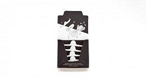 TIC B4 - 10 embalagens branco
