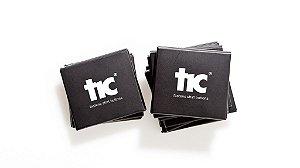 TIC B4 - 5 embalagens branco