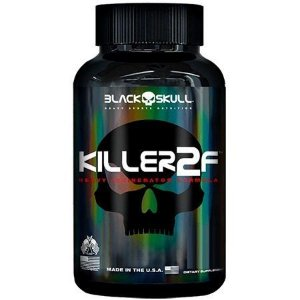 Killer 2F - 60caps - Black Skull