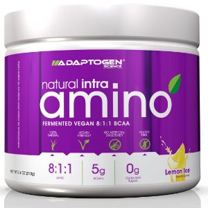 Natural Intra Amino (210g) - Adaptogen Science