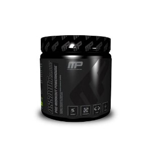 ASSAULT BLACK 300G - MUSCLE PHARM