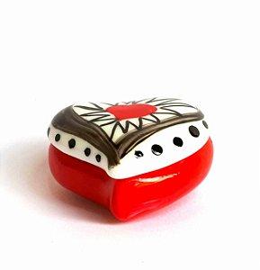 Mini porta-joias Heart