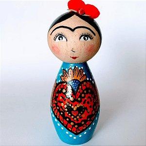 Boneca Frida Viva lá Vida