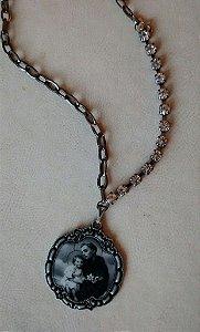 Coleção Carola - Colar Santo Antonio