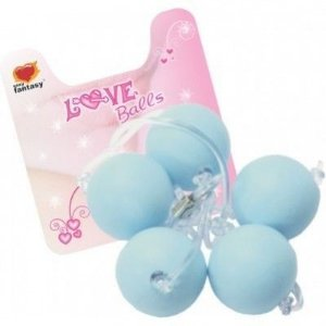 Bolinha tailandesa love balls - c/ 2 unidades