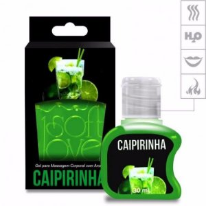 GEL HOT CAIPIRINHA 30ML