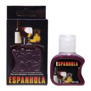 GEL HOT ESPANHOLA 30ML
