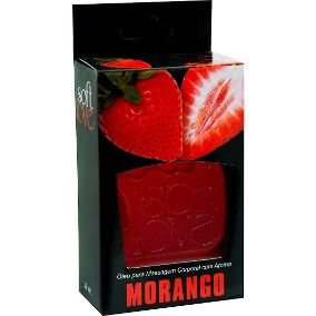 GEL HOT MORANGO 30ML