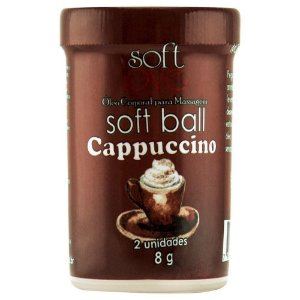 SOFT BALL Cappuccino