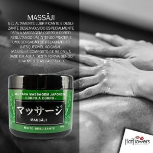 Gel para Massagem- Massagi