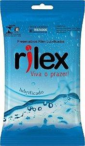 Rilex- Preservativo com 6 unidades