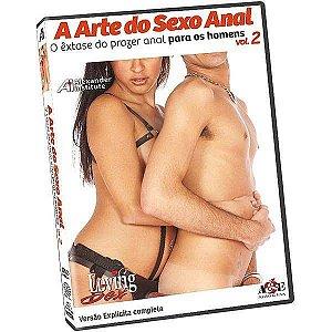 A ARTE DO SEXO ANAL P/HOMENS DVD VL2
