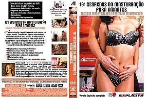 101 SEGREDOS DA MASTURBAÇÃO DVD