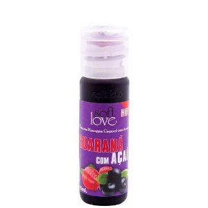 GEL HOT Guaraná com Açai 15ML