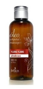 OLEO CORPORAL E MASSAGEM Ylang Ylang