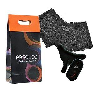 Calcinha vibratória wireless - ABSOLOO