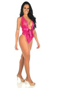 Body LUXO Pink