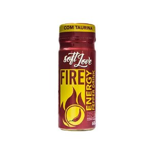 Fire energy drink
