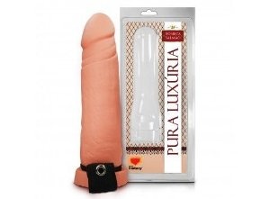 Capa peniana pura luxuria - 17x4,2cm