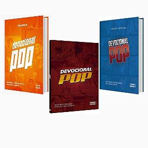 COMBO: DEVOCIONAL POP (3 CAPAS)