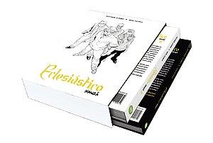 BOX Eclesiástico Mangá 1 e 2 - grátis Eclesiástico 0 ou 3