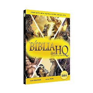 Bíblia em HQ (Brochura) preço de Black Friday!
