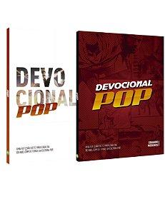 PROMOÇÃO DEVOCIONAL POP: Capa Vermelha + Capa Branca