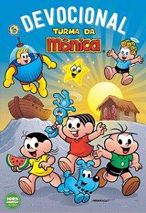 DEVOCIONAL TURMA DA MÔNICA - grátis 2 livros