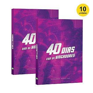 Atacado: 40 Dias com os Vingadores (10 unidades)