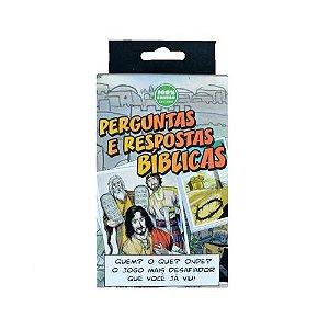 Perguntas e Respostas Bíblicas - Pessoas, lugares e objetos