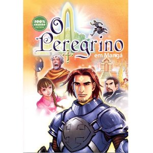 O Peregrino em Mangá (Brochura)