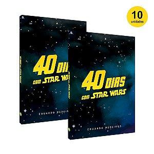 Atacado: 40 Dias com Star Wars (10 unidades)