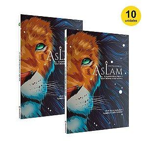 Atacado: O Outro Nome de Aslam (10 unidades)