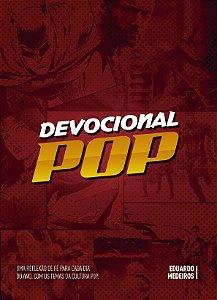 Devocional Pop - Vermelho ( Capa Brochura )